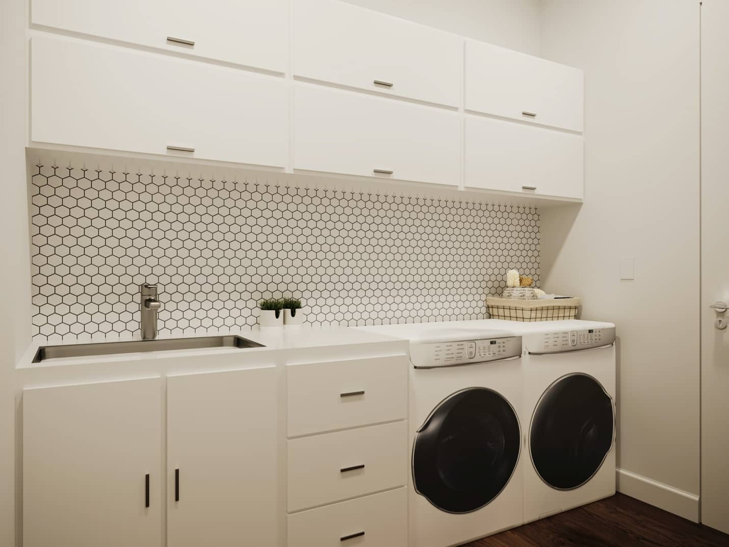Welcome Homes - Medium | Family Friendly | Laundry Room