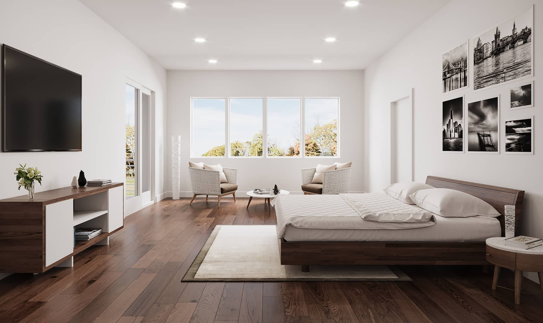 Welcome Homes - Medium | Primary Suite | Bedroom